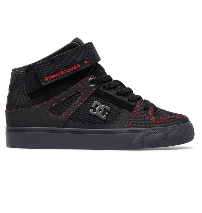 0 Pure High SE EV - Chaussures montantes Noir ADBS300270 DC Shoes