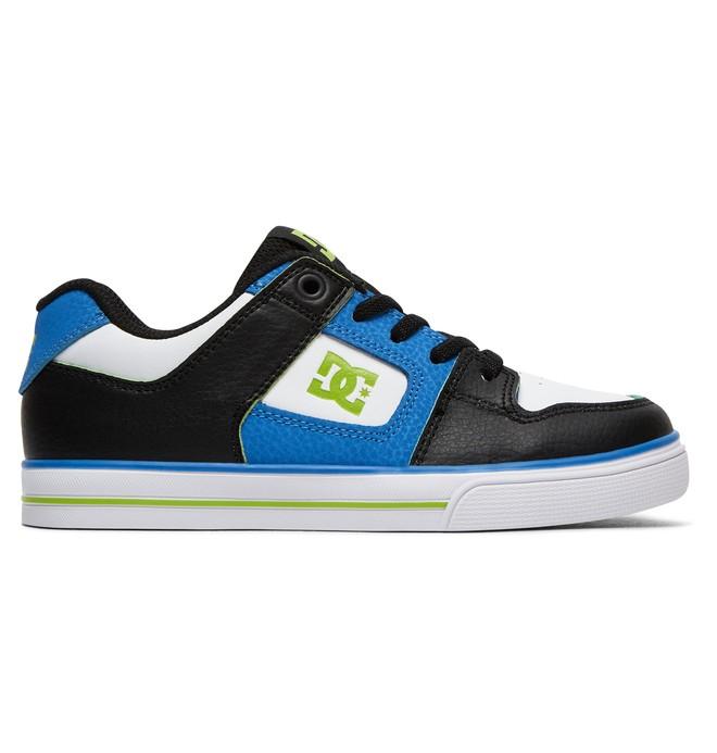 0 Pure Elastic SE - Shoes Blue ADBS300273 DC Shoes