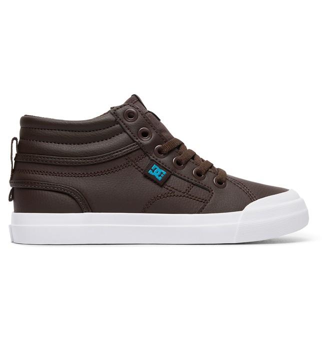0 Evan Hi SE - Chaussures montantes Marron ADBS300289 DC Shoes