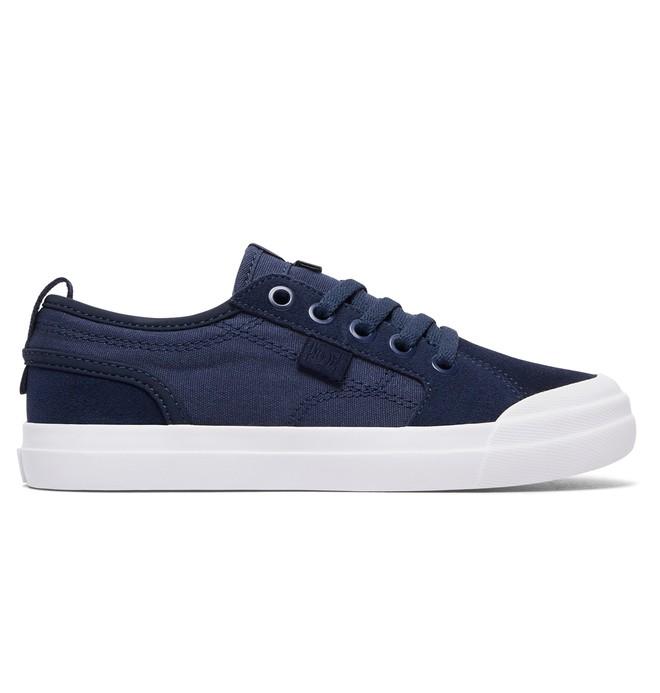 0 Evan - Scarpe Blue ADBS300290 DC Shoes