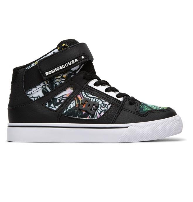0 Pure HT SE EV - Zapatillas Altas Negro ADBS300325 DC Shoes