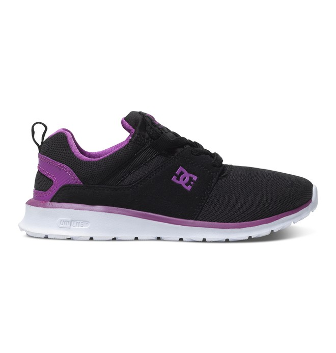 0 Heathrow - Zapatillas de corte bajo Negro ADBS700024 DC Shoes