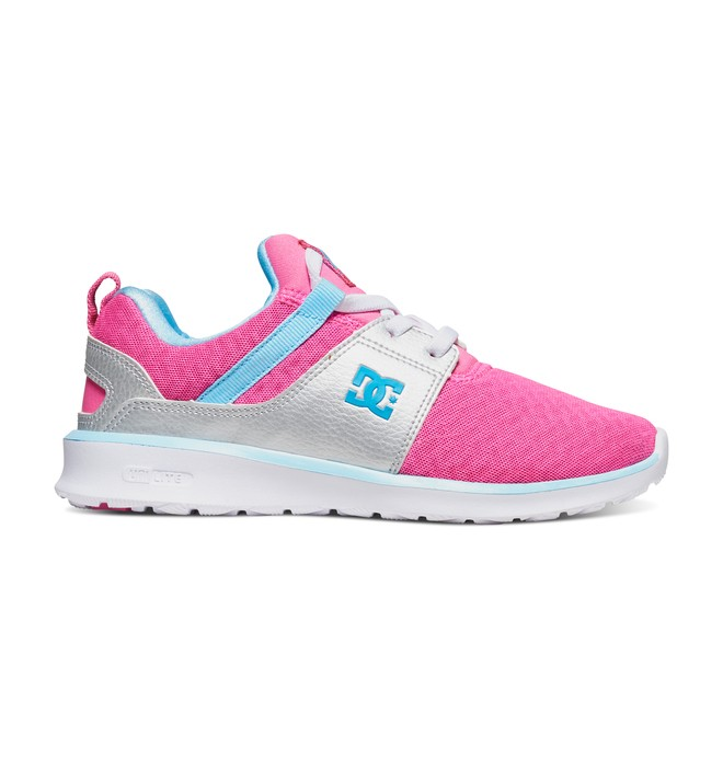 0 Heathrow - Low-Top Shoes Pink ADBS700025 DC Shoes