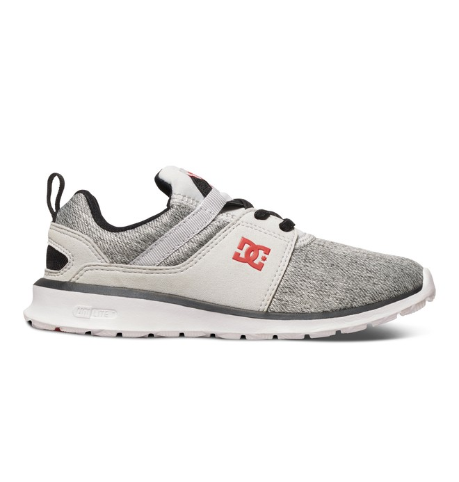 0 Heathrow TX SE - Low Top Shoes Grey ADBS700033 DC Shoes