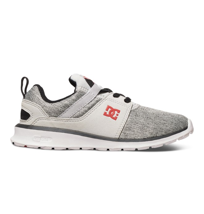 0 Heathrow TX SE - Low Top Shoes Grey ADBS700034 DC Shoes