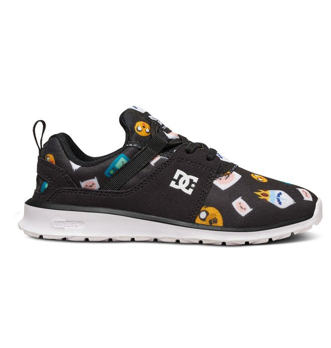 0 Heathrow X AT - Shoes Multicolor ADBS700044 DC Shoes