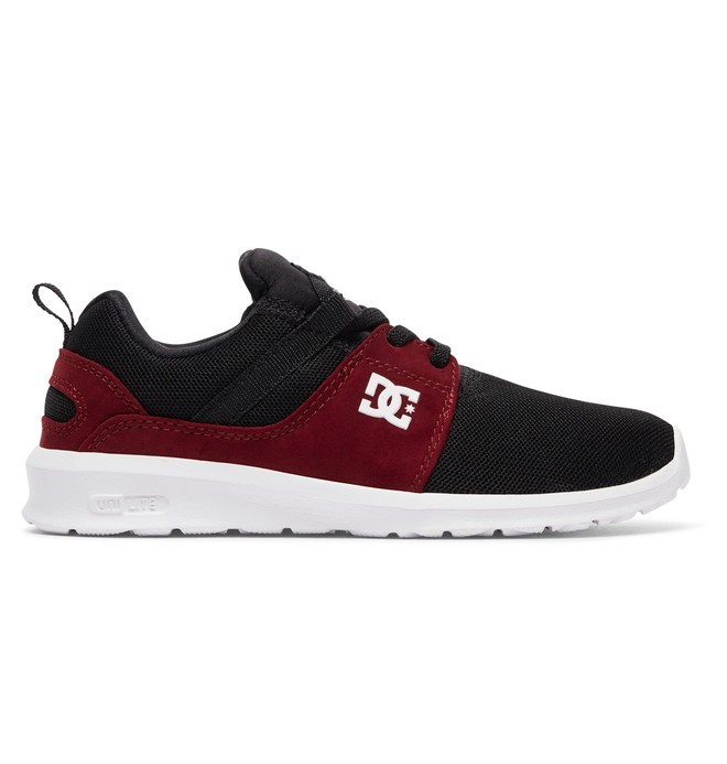 0 Heathrow - Shoes Black ADBS700047 DC Shoes