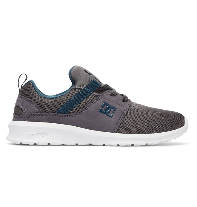 0 Heathrow - Shoes Gray ADBS700047 DC Shoes