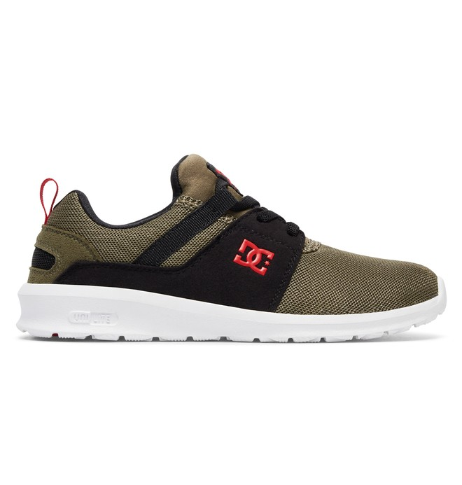 0 Heathrow - Scarpe Green ADBS700047 DC Shoes