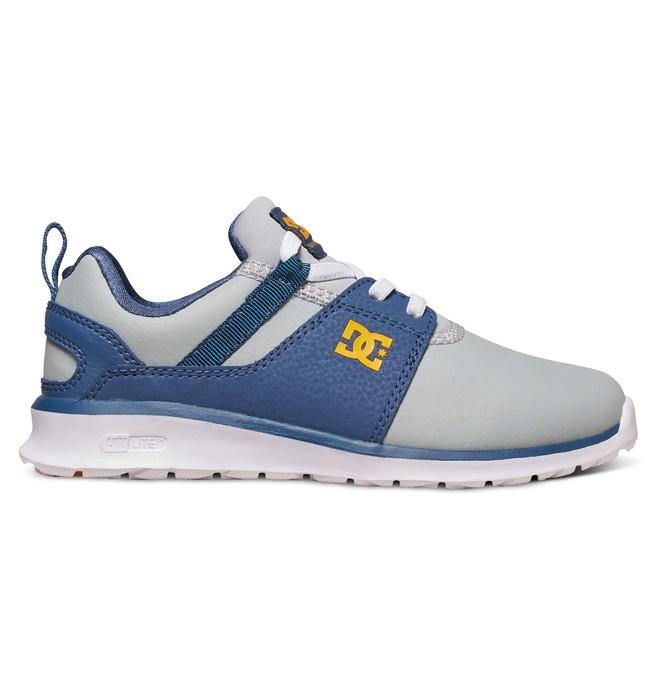 0 Heathrow SE - Chaussures Bleu ADBS700049 DC Shoes