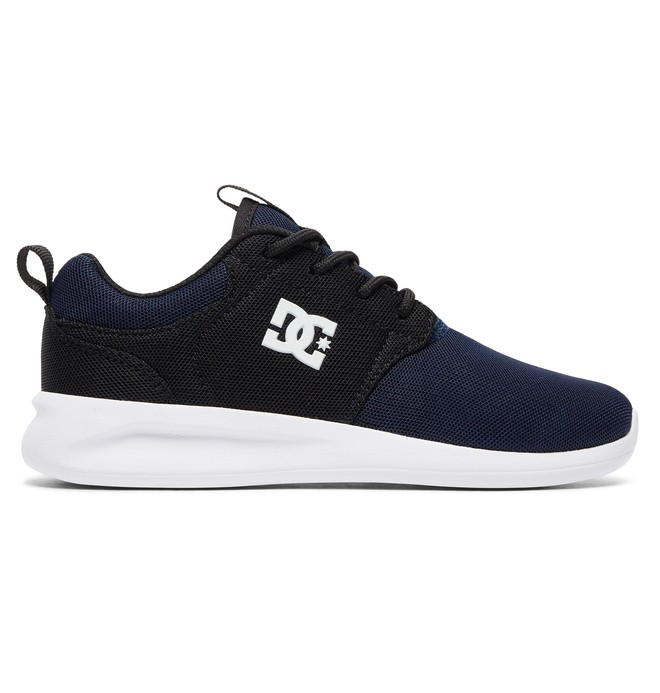 0 Midway - Shoes Blue ADBS700054 DC Shoes