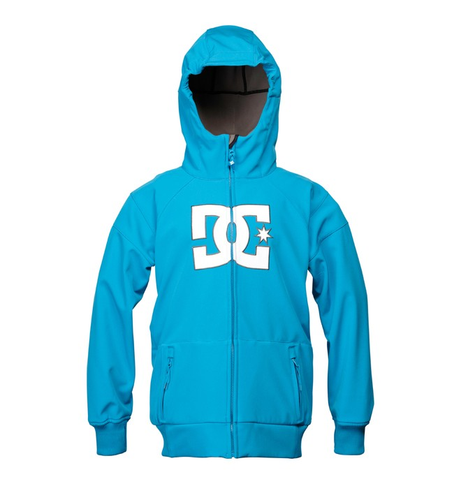 0 Boy's Spectrum Snowboard Jacket Blue ADBTJ00003 DC Shoes