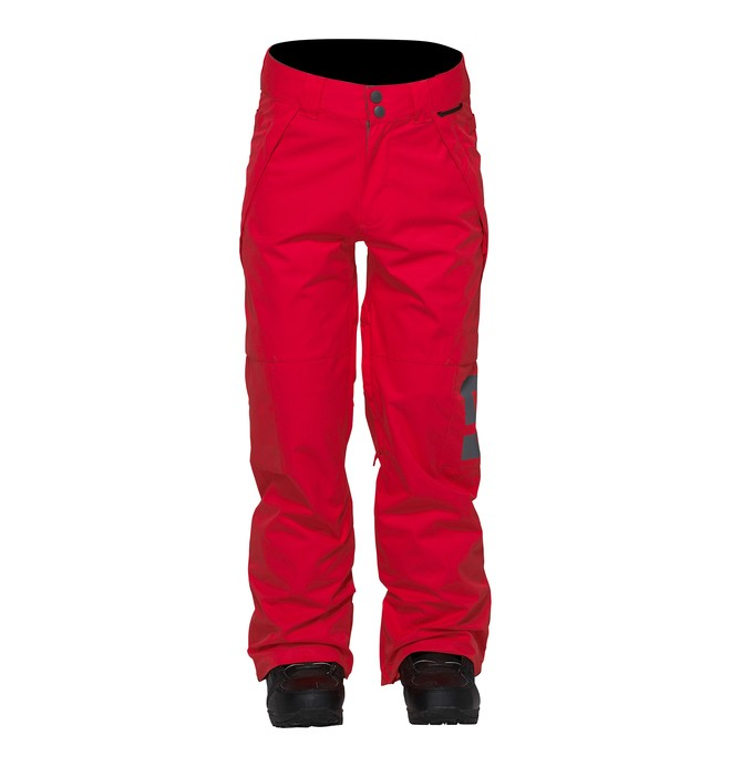 0 Boy's Factor K Snowboard Pants  ADBTP00000 DC Shoes