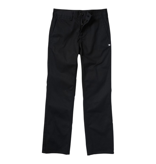 0 Boy's DC Worker Slim Fit Pants  ADBWP00001 DC Shoes