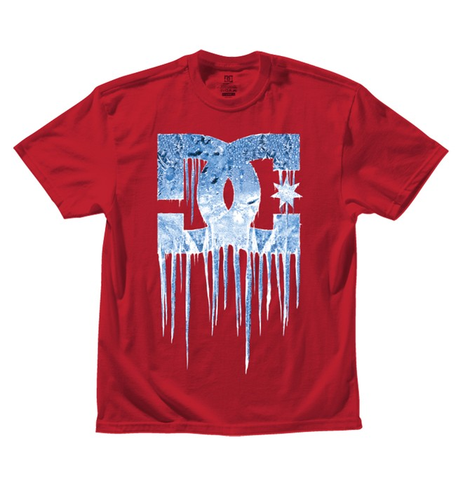 0 Boy's DCicle Tee  ADBZT00038 DC Shoes