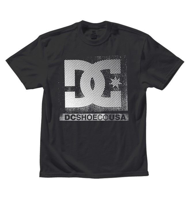 0 Boy's Enfilade Tee  ADBZT00040 DC Shoes