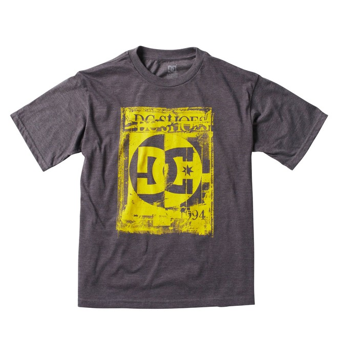 0 Boy's Segment Tee  ADBZT00048 DC Shoes