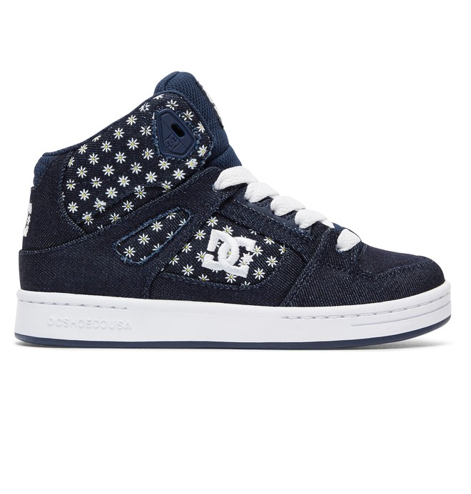 0 Rebound TX SE - High-Top Shoes Green ADGS100071 DC Shoes