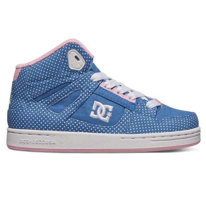 0 Rebound TX SE - High-Top Shoes Blue ADGS100074 DC Shoes