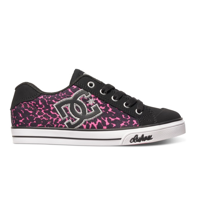 0 Chelsea Graffik - Low-Top Shoes Black ADGS300005 DC Shoes