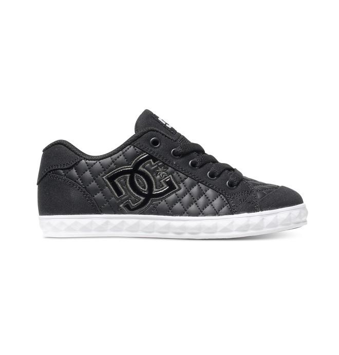 0 Girl's 4-7 Chelsea Stud Shoes  ADGS300023 DC Shoes