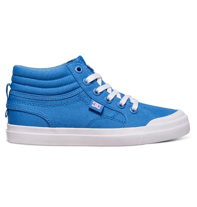 0 Evan HI TX - Chaussures montantes Bleu ADGS300055 DC Shoes