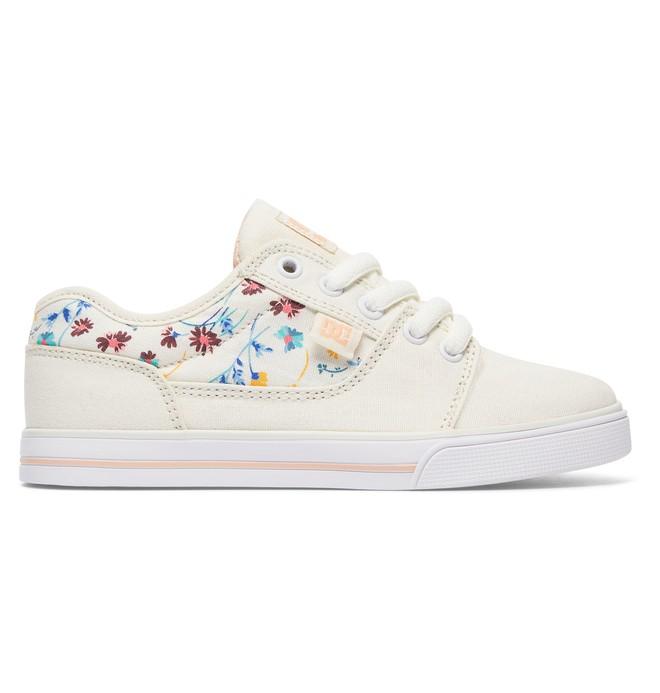 0 Tonik SP - Shoes White ADGS300068 DC Shoes