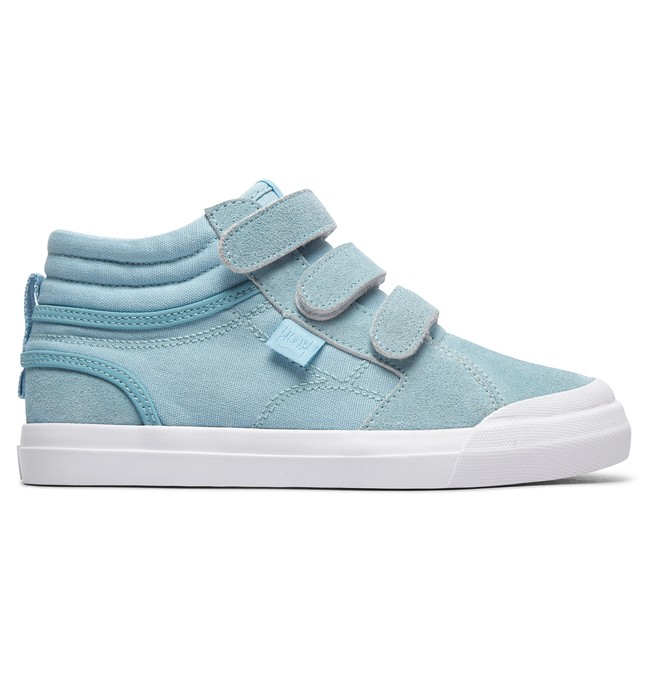 0 Evan HI V - High-Top Shoes Blue ADGS300073 DC Shoes