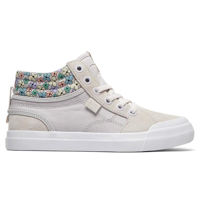 0 Evan HI SP - Chaussures montantes Gris ADGS300278 DC Shoes