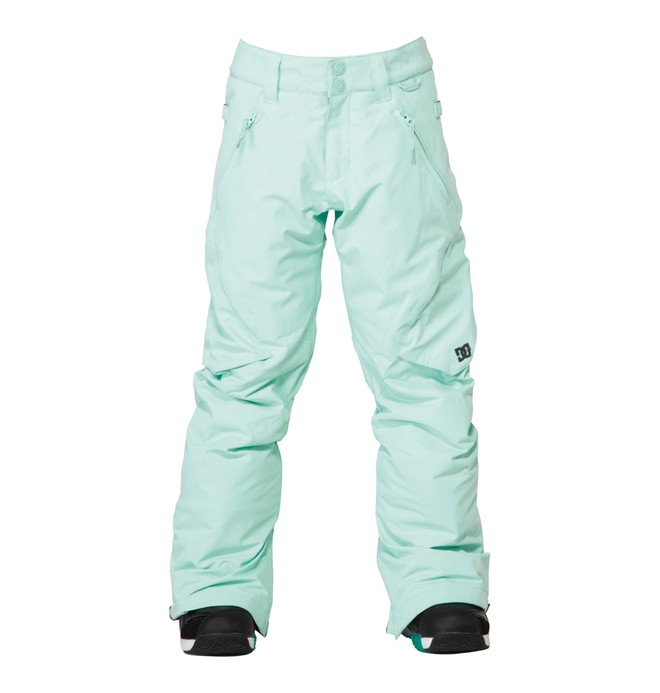 0 Girl's Ace Snowboard Pant  ADGTP00001 DC Shoes