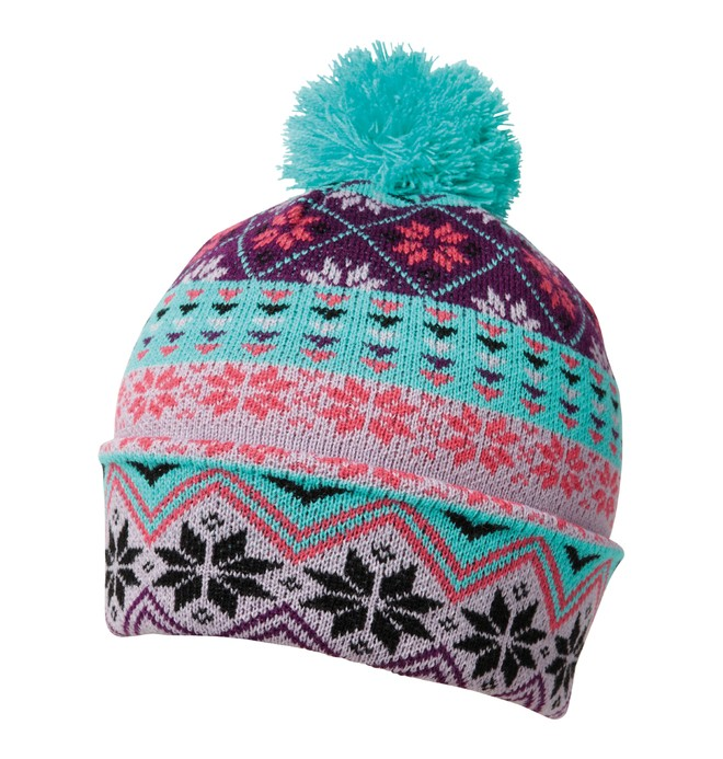 0 Women's Camden Beanie  ADJHA00006 DC Shoes