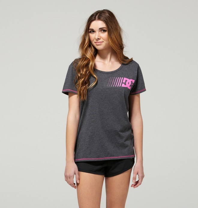 0 BF TEE  ADJKT00013 DC Shoes