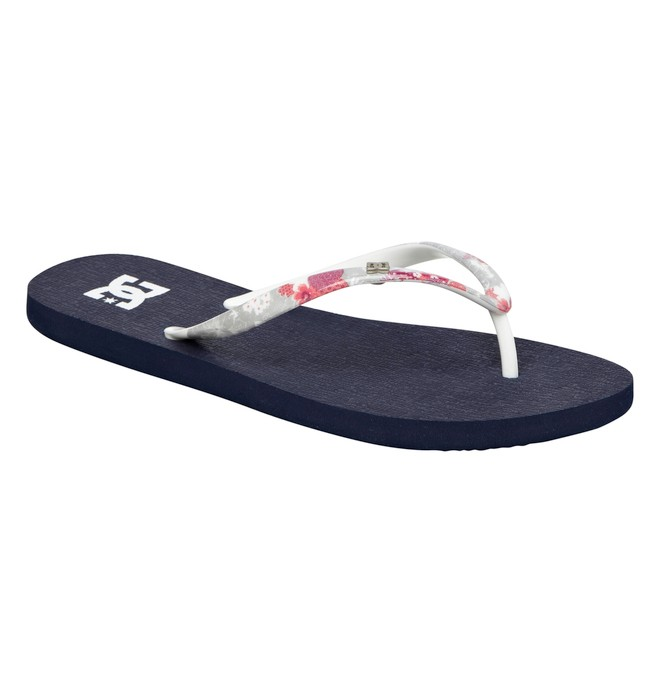 0 Women's Spray SE Sandals Blue ADJL100002 DC Shoes