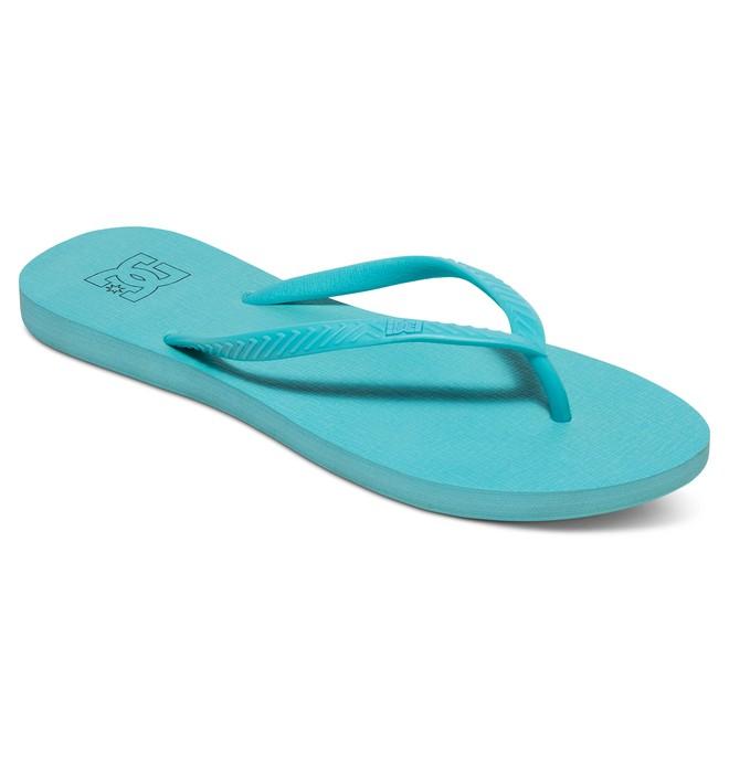 0 Spray - Flip-Flops Blue ADJL100014 DC Shoes