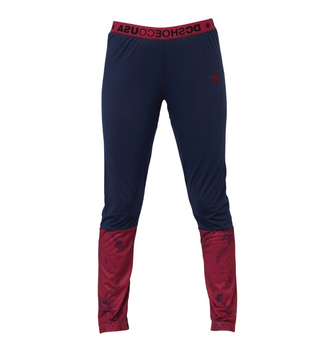 0 Women's Seema Base Layer Pant  ADJLW00001 DC Shoes