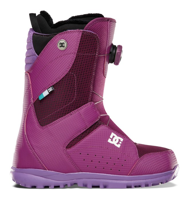 0 Women's Search Snow Boots  ADJO100004 DC Shoes