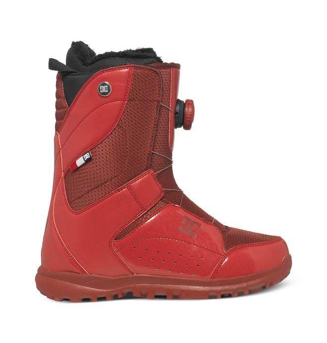 0 Search -  Snowboard Boots Orange ADJO100008 DC Shoes