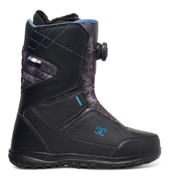 0 Search - Snowboard Boots Black ADJO100010 DC Shoes