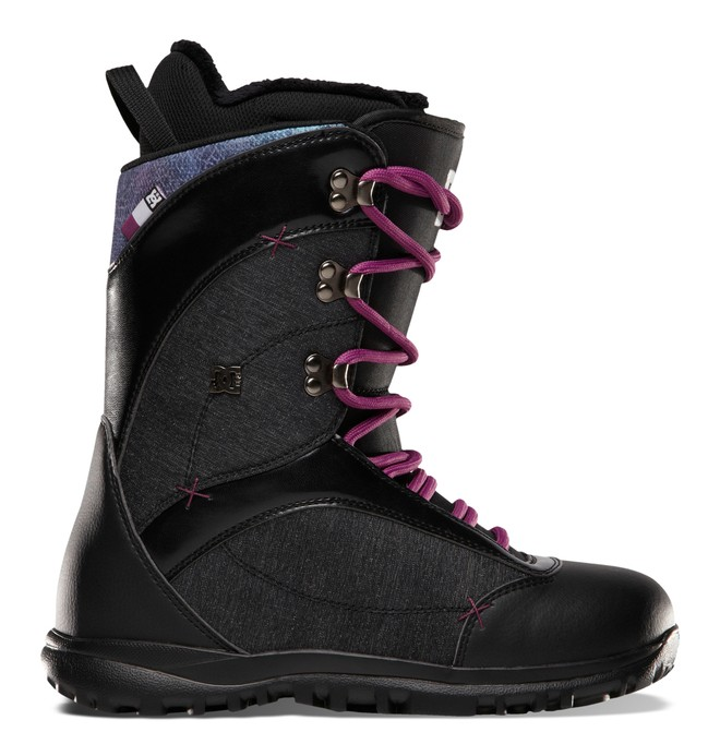 0 Women's Karma Snow Boots  ADJO200002 DC Shoes