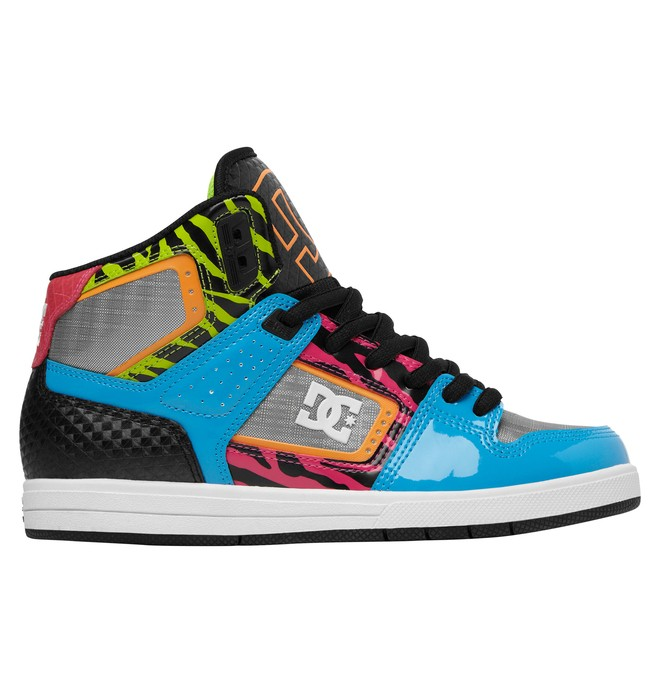 0 Women's Destroyer HI SE Shoes  ADJS100001 DC Shoes