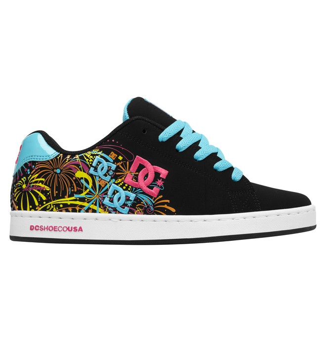 0 Women's Pixie Fireworks Shoes  ADJS100003 DC Shoes