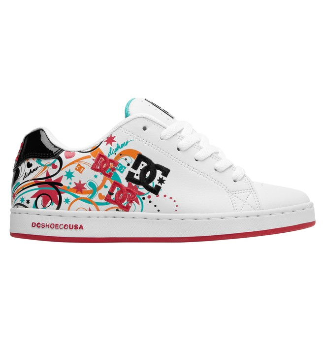 0 Women's Pixie Starburst Shoes  ADJS100005 DC Shoes