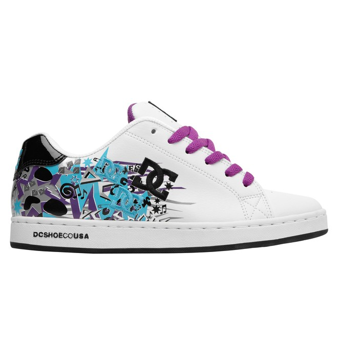 0 Women's Pixie Rock Shoes  ADJS100006 DC Shoes