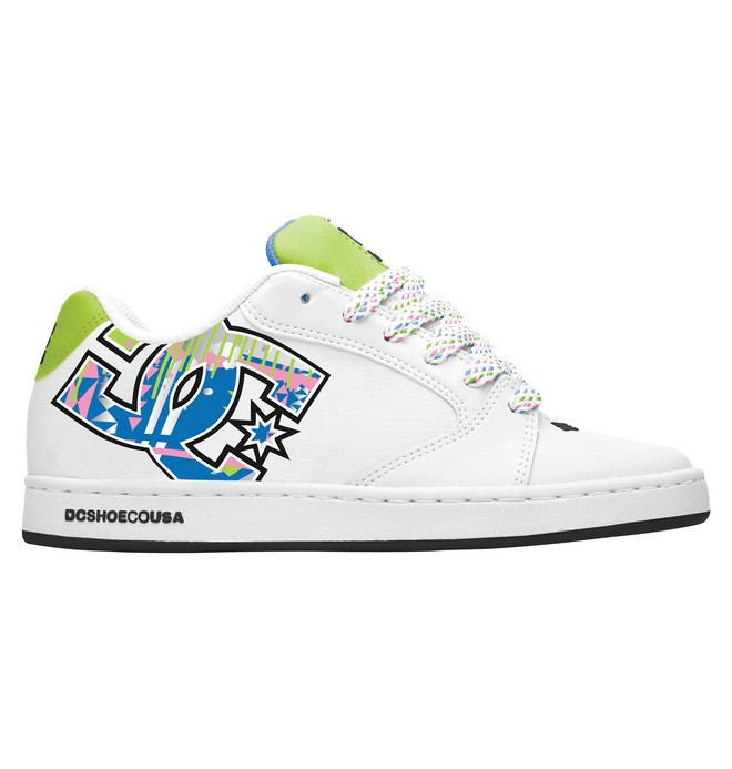 0 Women's Raif SE Shoes White ADJS100012 DC Shoes