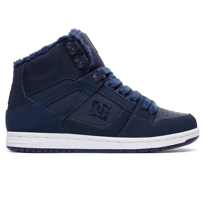 Rebound High WNT - Winterized High-Top Shoes  ADJS100054