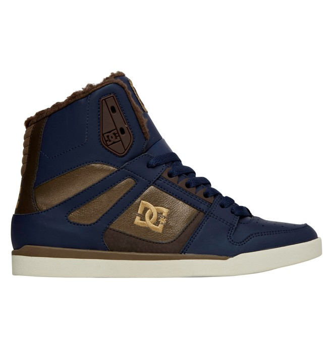 0 Rebound Slim WNT Shoes Blue ADJS100055 DC Shoes