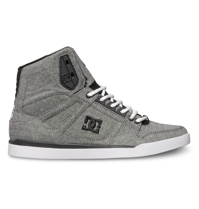 0 Women's Rebound Slim High TX Se  ADJS100063 DC Shoes