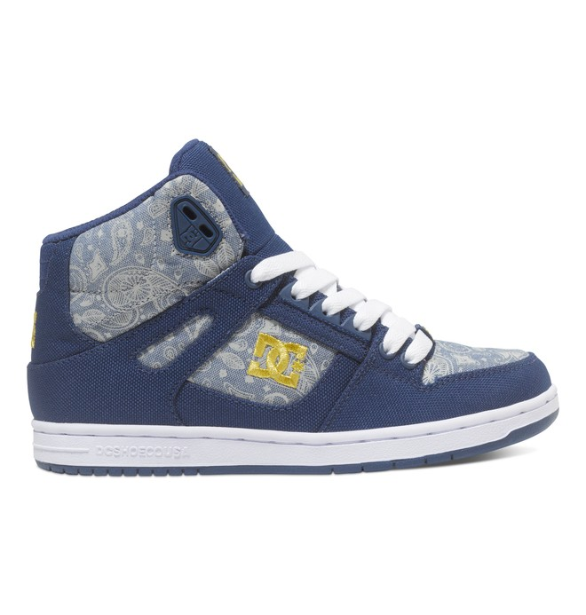 0 Rebound High TX SE - High-Top Shoes  ADJS100065 DC Shoes
