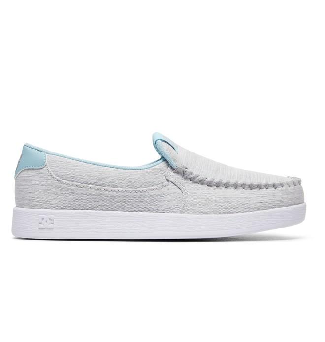 0 Women's Villain TX SE Shoes Grey ADJS100080 DC Shoes