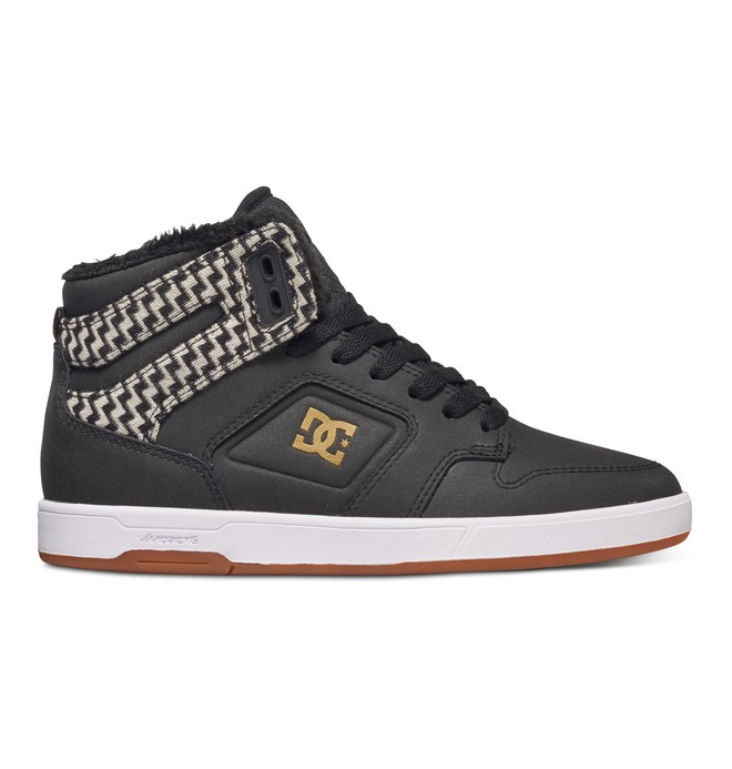 0 Argosy - High-Top Shoes Black ADJS100096 DC Shoes